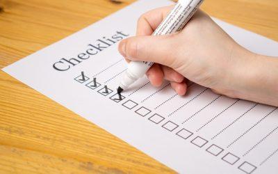 Checklist Pindah Rumah