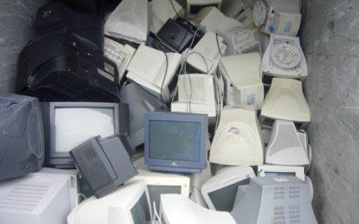 Tempat Buang Barang Elektronik