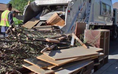 Perkhidmatan Lori Buang Sampah